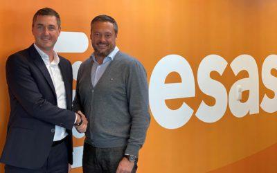 PERSBERICHT: ESAS neemt het Nederlandse Spitters over, de derde overname in één jaar tijd